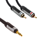 AUDIO CABLES - RCA-JACK